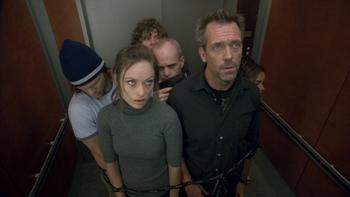 Episodio 9 (TTemporada 5) de Dr. House