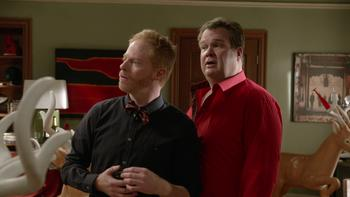 Episodio 15 (T4) de Modern Family
