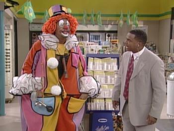 Episodio 13 (TTemporada 6) de The Fresh Prince of Bel-Air