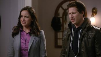 Episodio 5 (TTemporada 2) de Brooklyn Nine-Nine