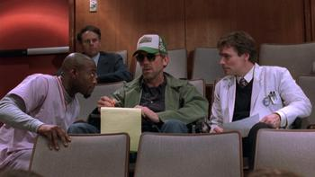 Episodio 12 (TTemporada 2) de Dr. House