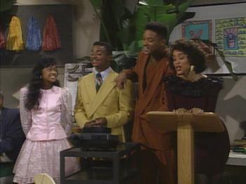 Episodio 7 (TTemporada 2) de The Fresh Prince of Bel-Air