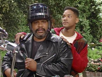 Episodio 8 (TTemporada 4) de The Fresh Prince of Bel-Air