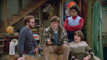 Episodio 7 (TTemporada 5) de That '70s Show
