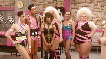 Episodio 4 (TTemporada 3) de RuPaul's Drag Race