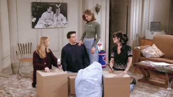 Episodio 16 (TTemporada 2) de Friends