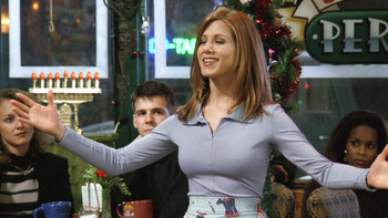 Episodio 10 (TTemporada 3) de Friends