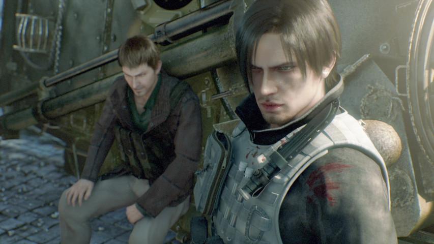 Resident Evil Damnation Is Resident Evil Damnation On Netflix