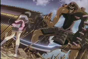 Episodio 26 (TParte 2) de Rurouni Kenshin