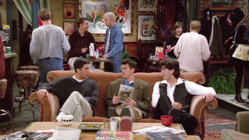 Episodio 10 (TTemporada 2) de Friends