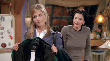 Episodio 9 (TTemporada 4) de Friends