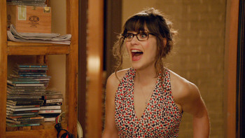 Episodio 4 (TTemporada 1) de New Girl