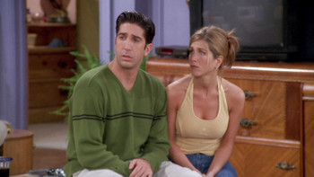 Episodio 1 (TTemporada 4) de Friends