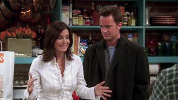 Episodio 10 (TTemporada 10) de Friends