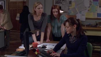 Episodio 19 (TTemporada 6) de Gilmore Girls
