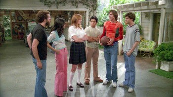 Episodio 3 (TTemporada 5) de That '70s Show