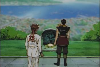 Episodio 10 (TRurouni Kenshin Parte 3) de Rurouni Kenshin