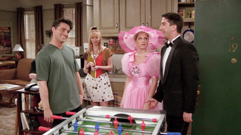 Episodio 24 (TTemporada 2) de Friends
