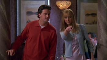 Episodio 23 (TTemporada 6) de Friends