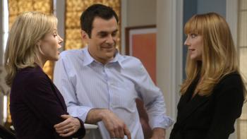 Episodio 17 (T1) de Modern Family