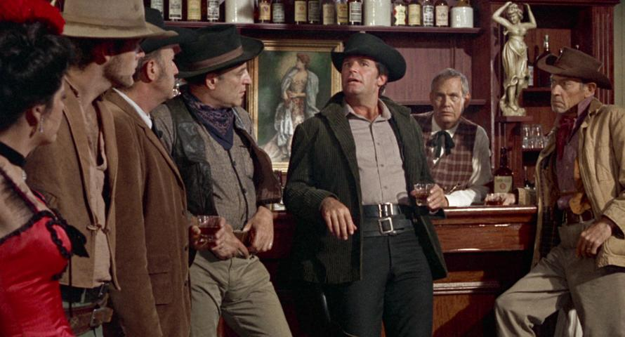 support your local sheriff 1969 movie