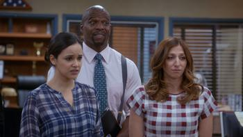 Episodio 23 (TTemporada 2) de Brooklyn Nine-Nine