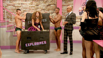 Episodio 12 (TTemporada 4) de RuPaul's Drag Race
