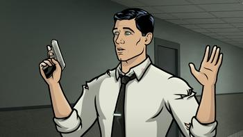 Episodio 7 (TTemporada 6) de Archer