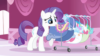 Episodio 20 (TTemporada 1) de My Little Pony: Friendship Is Magic
