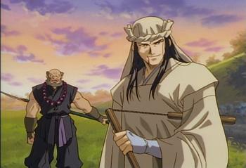 Episodio 18 (TParte 1) de Rurouni Kenshin
