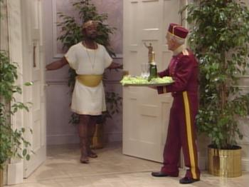 Episodio 11 (TTemporada 2) de The Fresh Prince of Bel-Air
