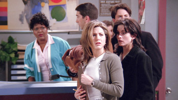 Episodio 17 (TTemporada 1) de Friends