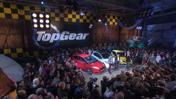 Episodio 1 (TTemporada 21) de Top Gear