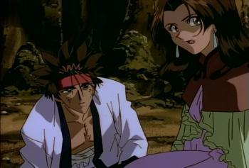 Episodio 5 (TRurouni Kenshin Parte 3) de Rurouni Kenshin