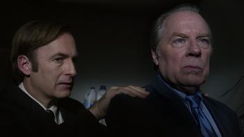 Episodio 9 (TTemporada 1) de Better Call Saul