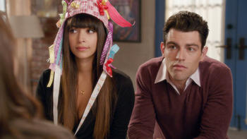 Episodio 11 (TTemporada 1) de New Girl
