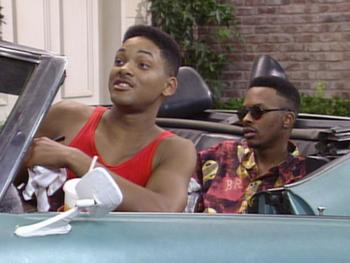 Episodio 9 (TTemporada 2) de The Fresh Prince of Bel-Air
