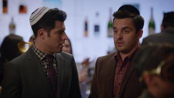 Episodio 16 (TTemporada 3) de New Girl