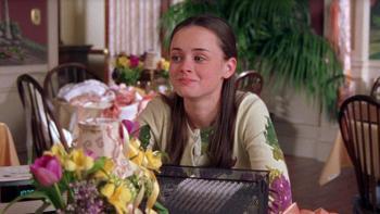 Episodio 22 (TTemporada 2) de Gilmore Girls