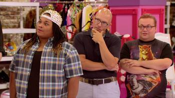 Episodio 4 (TTemporada 7) de RuPaul's Drag Race