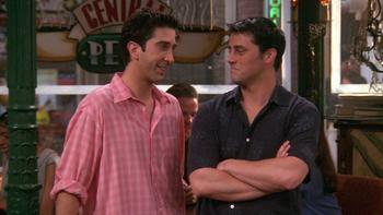 Episodio 25 (TTemporada 6) de Friends