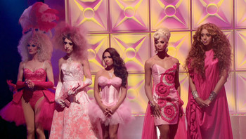 Episodio 3 (TTemporada 5) de RuPaul's Drag Race