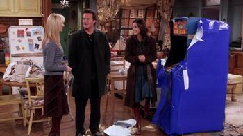 Episodio 12 (TTemporada 8) de Friends