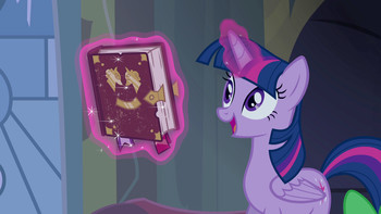 Episodio 3 (TTemporada 4) de My Little Pony: Friendship Is Magic