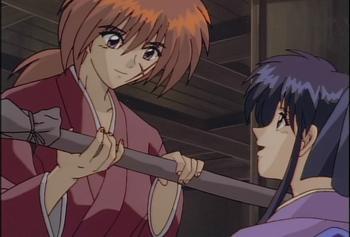Episodio 36 (TParte 2) de Rurouni Kenshin
