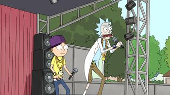 Episodio 4 (TRick and Morty: Temporada 1) de Rick and Morty