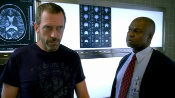 Episodio 21 (TTemporada 6) de Dr. House