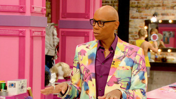 Episodio 3 (TTemporada 4) de RuPaul's Drag Race