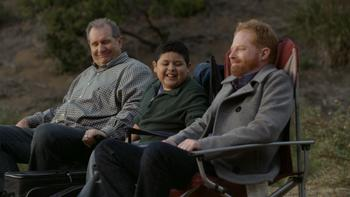 Episodio 18 (T1) de Modern Family