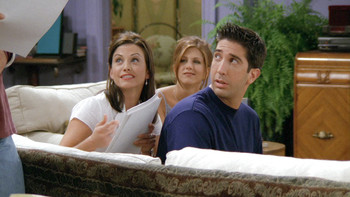 Episodio 3 (TTemporada 3) de Friends